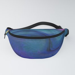 Color Swirl Fanny Pack
