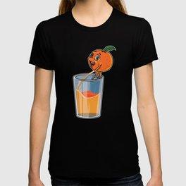 Freshly Squeezed Orange Juice T-shirt