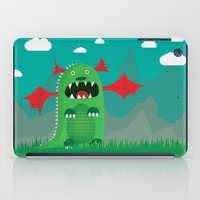 dragons iPad Cases featuring Dragons! by SkippyZA