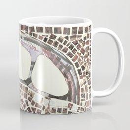 Faux Mosaic Coffee Mug