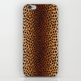 CHEETAH SKIN iPhone Skin