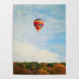 Up UP and Away Poster