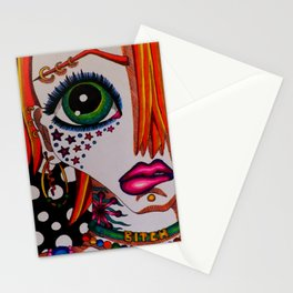 High School Years Stationery Cards
