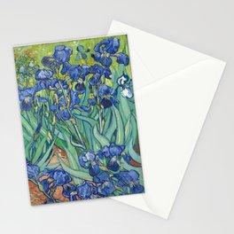 Irises - Vincent Van Gogh Stationery Cards