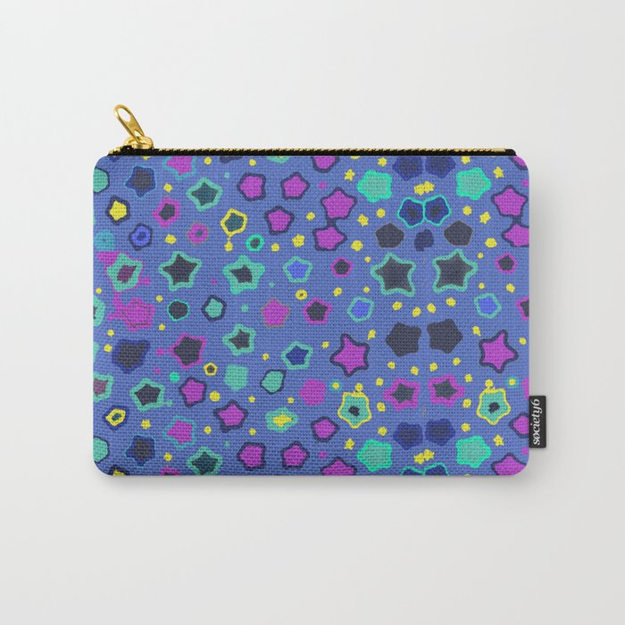 Star background Carry-All Pouch
