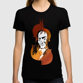 Niccolo Paganini T-shirt
