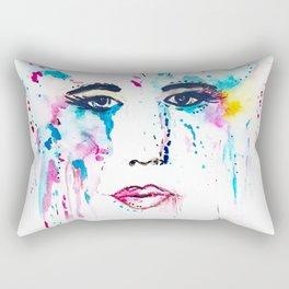 Fresh Eyes Rectangular Pillow
