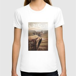Union Soldiers On Lookout Mountain T-shirt