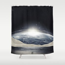 We are all in this together ... Shower Curtain