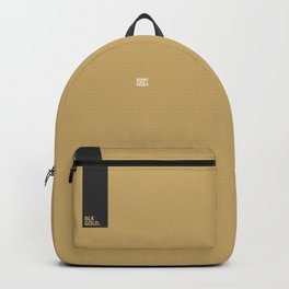 blk gld oro2 Backpack