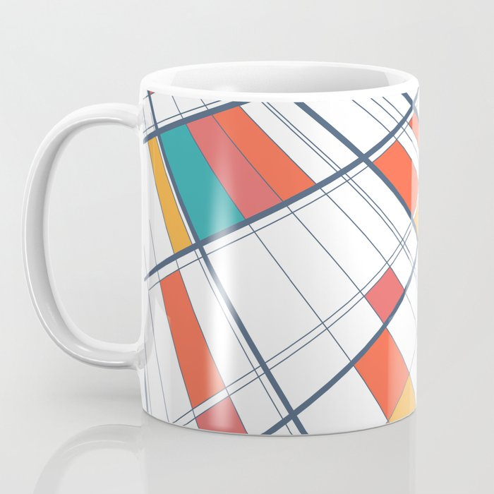 Perspective and colors Coffee Mug