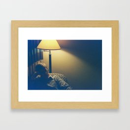 Hotel Omaha Framed Art Print