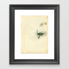 A Higher Education #5 Framed Art Print