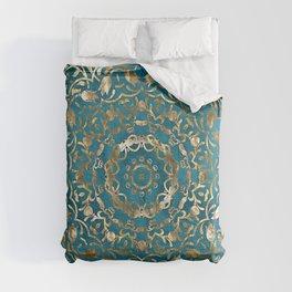 Moroccan Style Mandala Comforters