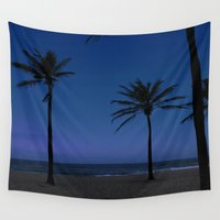 coconut wishes Wall Tapestries featuring Brazilan Coconut by Dr.RPF