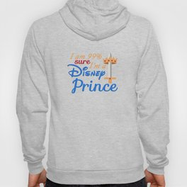 I'm 99% sure I'm a Prince Hoody