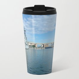 Buffalo Outer Harbor Travel Mug
