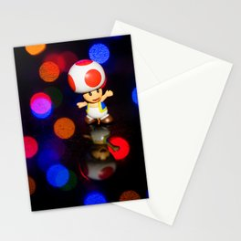 Dancing toad Stationery Cards