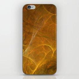Time Fibre iPhone Skin