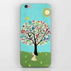 Joyful Tree iPhone Skin
