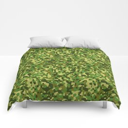 Flecktarn Jungle Camo Comforters