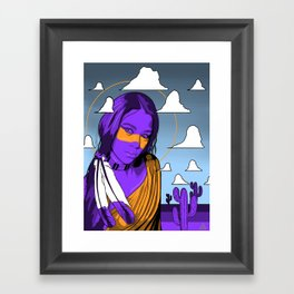Earth Guardian Framed Art Print