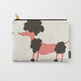 Perplexed poodle Carry-All Pouch
