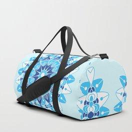 Mandala V Duffle Bag