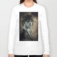 sam winchester Long Sleeve T-shirts featuring Sam Winchester by Sirenphotos