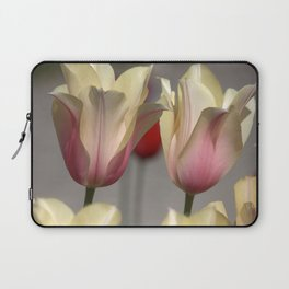 pale yellow Laptop Sleeve