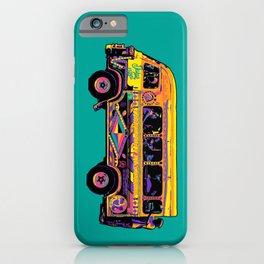 Dakar Car Rapide iPhone Case