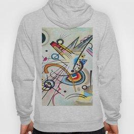 Wassily Kandinsky Diagonal II Hoody