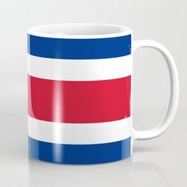 Flag of Costa rica -Costa rican, tico,San José ,Puerto Limón ,Alajuela, heredia. Coffee Mug