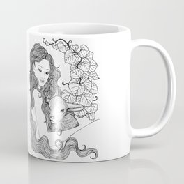 GOAT NYMPH Coffee Mug