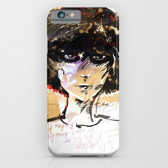 Girl iPhone & iPod Case
