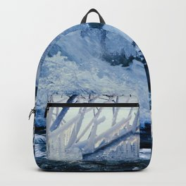 Icicles Backpack