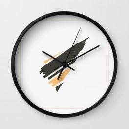 Omamori Wall Clock