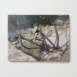 Limbs of Color-2 Metal Print