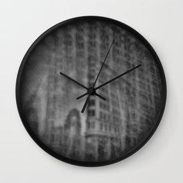 Spirograph Coordinates2 Wall Clock