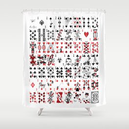 Curator Deck Shower Curtain