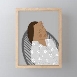 To Dream Framed Mini Art Print