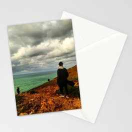ocidental max point Stationery Cards