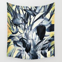 serenity Wall Tapestries featuring Serenity by Geni
