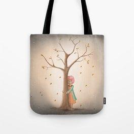 My Last Tree Tote Bag
