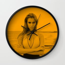 Jeffrey Chan - Celebrity Wall Clock