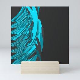 Weird Abstraction Mini Art Print