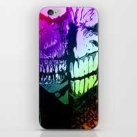 the joker iPhone & iPod Skins featuring joker by DeMoose_Art