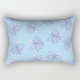 octopi Rectangular Pillow