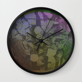 Requirements in the Space Wall Clock