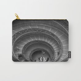 The Spiralling Staircase. Carry-All Pouch